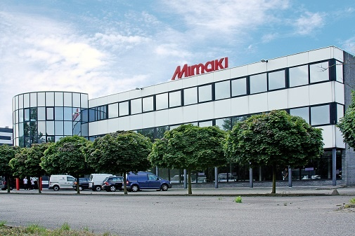 MIMAKI EUROPE Headquarters Building