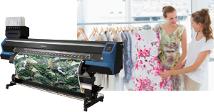 Textile & Apparel (Textile printing applications such as cloth and clothing)